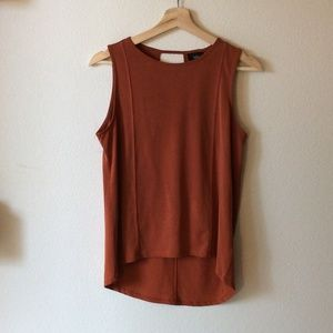 (3 FOR $20 SALE) Mossimo Rust Colored Tank Top
